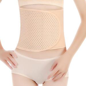 Mujeres Body Shaper Postparto Envoltura del vientre Faja de recuperación del embarazo Corset Cinturón de banda de cintura Postparto Post-parto Recoery Support Faja Cinturón