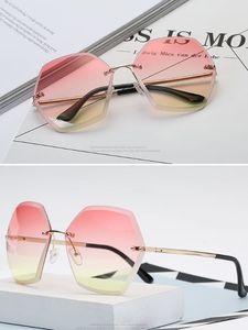 لا رجعة النساء النظارات الشمسية ضوء العدسات الأزياء السيدات نظارات الشمس الربيع الساقين مزيج الألوان بالجملة النظارات