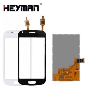 Pantalla LCD con pantalla táctil para Samsung Galaxy Trend Duos S7560, S7562 Pantalla LCD digitalizador Panel de vidrio Partes de repuesto delanteras
