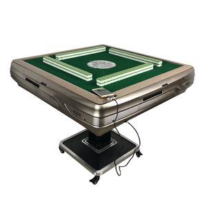 2021 Time-Limited Top Fashion Jogo de Xadrez Шахматные Часы Шахматы Set Складной Автоматический Таблица Mahjong