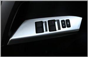 Высокое качество ABS хром ABS хром 4шт двери автомобиля внутри подлокотника украшения крышки для Toyota RAV4 2014-2018
