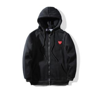 2018 sonbahar ve kış dış ticaret erkek Japon gelgit marka aşk artı kaşmir kazak erkekler ve kadınlar rahat hırka çift ceket