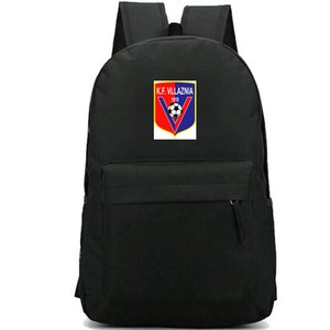 Vllaznia حقيبة الظهر kf shkoder daypack kuq e النخيل لكرة القدم نادي schoolbag soccer badge rucksack الرياضة حقيبة مدرسية في الهواء الطلق حزمة