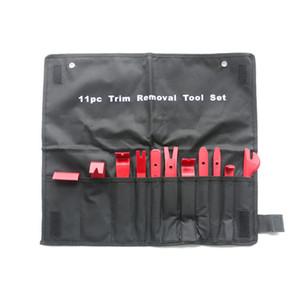 15pcs Car Trim Door Panel CD Speaker herramienta de eliminación con pinzas alicates de extracción de herramientas de eliminación de manguera