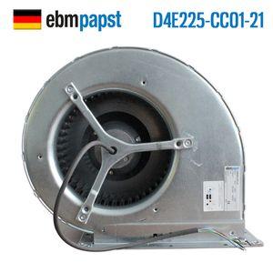 Alman toptan (ebm-papst D4E225-CC01-21 220V) (A2D200-AI18-01 ebm-papst 230V / 400V / 70W 68) (4114NHH ebm-papst 12038 24V 0.52A) soğutma fanı