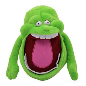Yeni varış% 100 Pamuk 19cm Film Oyuncakları Ghostbusters Slimer Orta Peluş Bebek Doldurulmuş Hayvanlar Oyuncak İçin Bebek Hediyeleri NOOM010