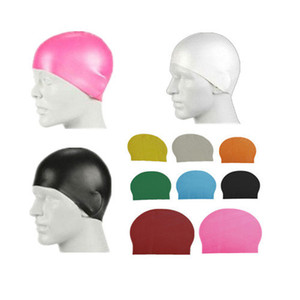 Ultra Premium Silicone Swim Cap for Men and Women& Keep Your Hair Dry swimming silicone hats