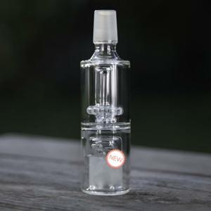 Vapexhale hydratube bocal de vidro hidratubo vapexhale com matriz perc liga o evo ao chicote para percolação rica suave (GM-003-1)