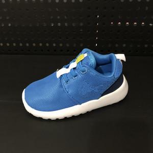 Tasarımcı Çocuk Spor Ayakkabıları Londra Olimpiyat Çocuklar Açık Sneakers Erkek Eğitmenler Bebek Günlük Ayakkabılar Spor Bebek Ayakkabı Calzado para niños