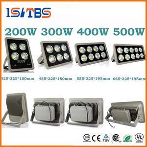 Led Floodlight 85-265 V 200 W 300 W 400 W 500 W led COB Outdoor LED Luce di inondazione lampada impermeabile Tunnel luci illuminazione stradale