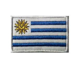 Sıcak satış 18VP-10 sihirli çubuk FLAG kol bandında ile Nakış taktik yamalar IR FLAG Ordu yama ceket / kapağı yamaları