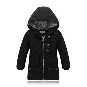 Erkek Ceket Kış Yeni Çocuklar Kış Ceket Gençler Erkek Aşağı Sıcak Palto Kızlar Kabanlar Parkas
