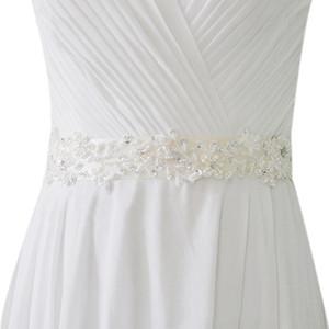Горячие продажи свадебные пояса пояса, невесты пояса свадебные пояса пояса элегантный с жемчугом для вечеринок Пром платья аксессуары CPA1227