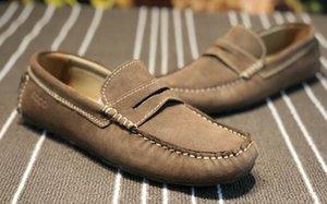 2018 zapatos perezosos de los nuevos hombres verano ocasional baja clásicos zapatos del calzado de confort, telares con un pie cubierta de la haba del pedal menundefineds botas