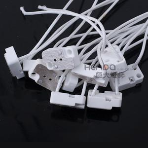 MR16 Lampe en céramique Porte base MR11 test Socket Adaptateur G5.3 LED Display base GU5.3 carrée Lampe frontale