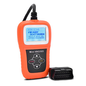 Mini VAG505 OBD2 OBDII Auto Styling Codeleser Scanner Auto Diagnostic Scan Tool für VW / Audi