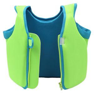 Bambini Maggiore Grado superiore Vita Gilet deriva Snorkeling Galleggiabilità Vestiti SBR Materiale sommergibile di alta qualità Buona sicurezza 39 lb W