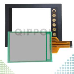 V606eC20 V606CD V606C10 V606EM10 V606EM20 Neue HMI-SPS-Touchscreen-Touchscreen und Front-Etikett