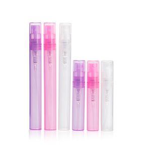 5ml3 ml2 ml pompe à parfum pulvérisateur bouteille robe de mariée parfum femmes vêtements parfum atomiseur emballage spray parfait vide contenant cosmétique