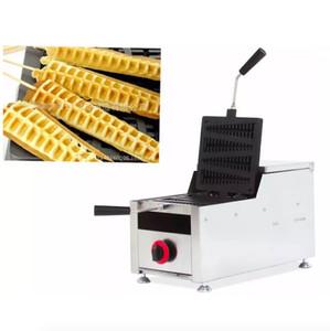 Коммерческая вафельная палочка производитель газовое отопление сосновое дерево формовочная машина производитель роторных валенок производитель