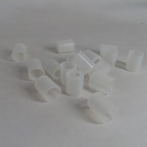 Puntas de goteo de prueba de silicona Aspire Atlantis para clavos de goma clearomizer para tanque de atlantis Tapones de cubierta de atomizador con pruebas de salud