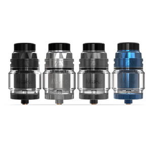 Authentic Augvape Intake RTA Atomizer 4.2ml Capaticy 24MM single coil RDA tank super easy to build designed by Augvape and Mike Vapes