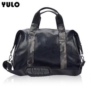 YULO Cross-border Exclusivo Personalizado Bolsa Versão Coreana Do Grande-capacidade de Viagem Saco de Viagem Saco Dos Homens Mensageiro