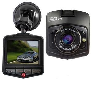 Mini cámara DVR para el coche Dashcam Full HD 1080P Grabadora de video Registrador Visión nocturna Carcam Pantalla LCD que conduce el tablero de la cámara