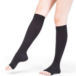 Компрессионные носки VARCOH Мужчины Женщины 20-30 мм рт.ст. Лучшая атлетика для медицины, медсестер, шин голени, полетов, путешествия, беременность, беременность