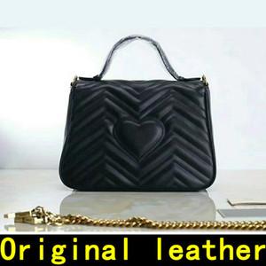 휴대용 가방 높은 품질은 어깨 끈 큰 용량 여성 크로스 바디 백 리얼 정품 가죽 어깨 가방 핸드백