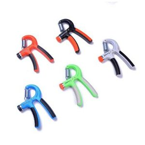10-40 Kg Ajustável Pesado Aperto Mão Gripper Gym Power Fitness Mão Exercitador de Pulso Mão Expansor Ferramenta CCA9086 50 pcs