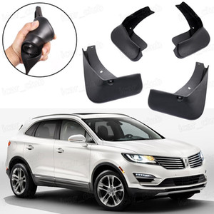 Nouveau 4 pcs Boue De Voiture Flaps Garde Splash Garde Fender Mudguard fit pour Lincoln MKC 2015 2016 2017-Up