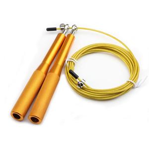 jeux de saut exercice corde en gros corde à sauter en acier 7 couleurs sur stock gymnase corde à sauter