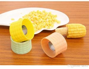 Grano de maíz trilladora del hogar Peeling Bardian de cocina Accesorios de trompeta Herramientas raspador separador de acero inoxidable de la venta caliente 3 1ZB dd