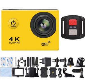 Remote control Bracelet 4K HD motion camera DV aerial photo waterproof