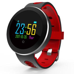 Q8 Pro смарт-часы браслет артериального давления монитор сердечного ритма Спорт смарт-браслет водонепроницаемый отслеживания движения наручные часы группа
