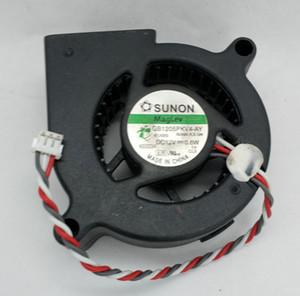 Original SUNON 5020 gb1205pkv4-ay DELTA 4 CM 40 * 40 * 20 MM 12 V 0,12 A EFB0412HD Computer lüfter