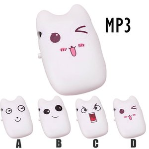 Lower price Cartoon Portable Mini USB Clip Digital Mp3 Music Player Support 8GB SD TF Card Cute