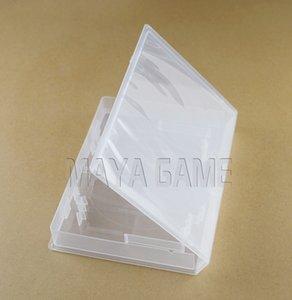 Para SNES N64 Sega Genesis Playstation 3 caixa de caixa de CD shell para PS4 branco transparente