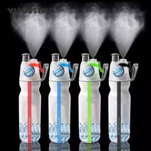 Пользовательский логотип 4 Цвет двухэтажный спортивный напиток спрей бутылку воды холодной изоляции открытый велосипед отдых туризм спорт бутылка воды