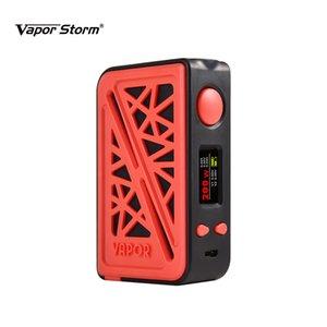 Vapor Tempestade Subverter 200 W Box Mod Vape Cigarro Eletrônico Mod TC TCR TPR 0.96 Polegada Tela Capa Colorida Substituível Sem 18650 Bateria