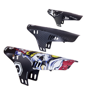2 Pz Bike Bike Fender Mountain Bicycle Fender Front Rear Mudguard Strada Cycling Mountain front + posteriore MTB Fender