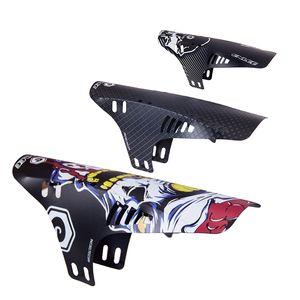 2 pezzi bici da corsa parafango parafango anteriore bici parafango posteriore anteriore strada ciclismo mountain anteriore + posteriore parafango mtb