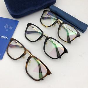 الرجال معدن الذهب الإطار الأسود 0323 نظارات شمسية نظارات شمسية 53mm مصمم النظارات الشمسية النظارات الفاخرة الجديدة مع مربع