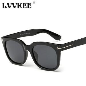 Heiße Verkauf Art und Weise Tom polarisierte Sonnenbrille der Frauen der Männer TF Sonnenbrille UV400 Oculos masculino Männlich TR90 Brillen