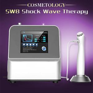 Venta directa del fabricante neumática por ondas de choque equipos de fisioterapia terapia de la onda de la onda de choque Adelgazamiento alivio del dolor de la máquina