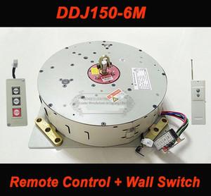 Hauteur mural / à distance Lifter Crystal Winch Moteur Lugetage Control Chandelier Système électrique Lampe Lampe Lampe de levage DDJ150-6M Câble CQRHS