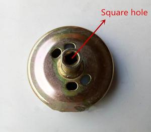 Cilindro da embreagem / embreagem Buraco quadrado da roda dentada para 1E40F-5 40F-5 40-5 cortador de escova do aparador do motor