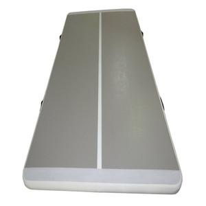Freies Verschiffen Tür zu Tür 4 MT / 13ft aufblasbare Air track aufblasbare tumble track gymnastik aufblasbare Luftmatte für gym freies Pumpe