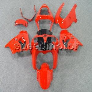 23 цвета + подарки красный обтекатель мотоцикла обтекатель для Kawasaki ZX9R 1998-1999 ZX-9R 98 99 ABS пластик